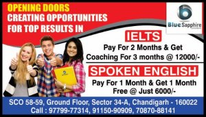 Best 10 IELTS Coaching Institutes in Chandigarh | Get Fees & discounts