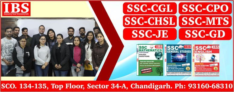 Best 10 SSC Coaching Institutes in Chandigarh | Get Fees & discounts
