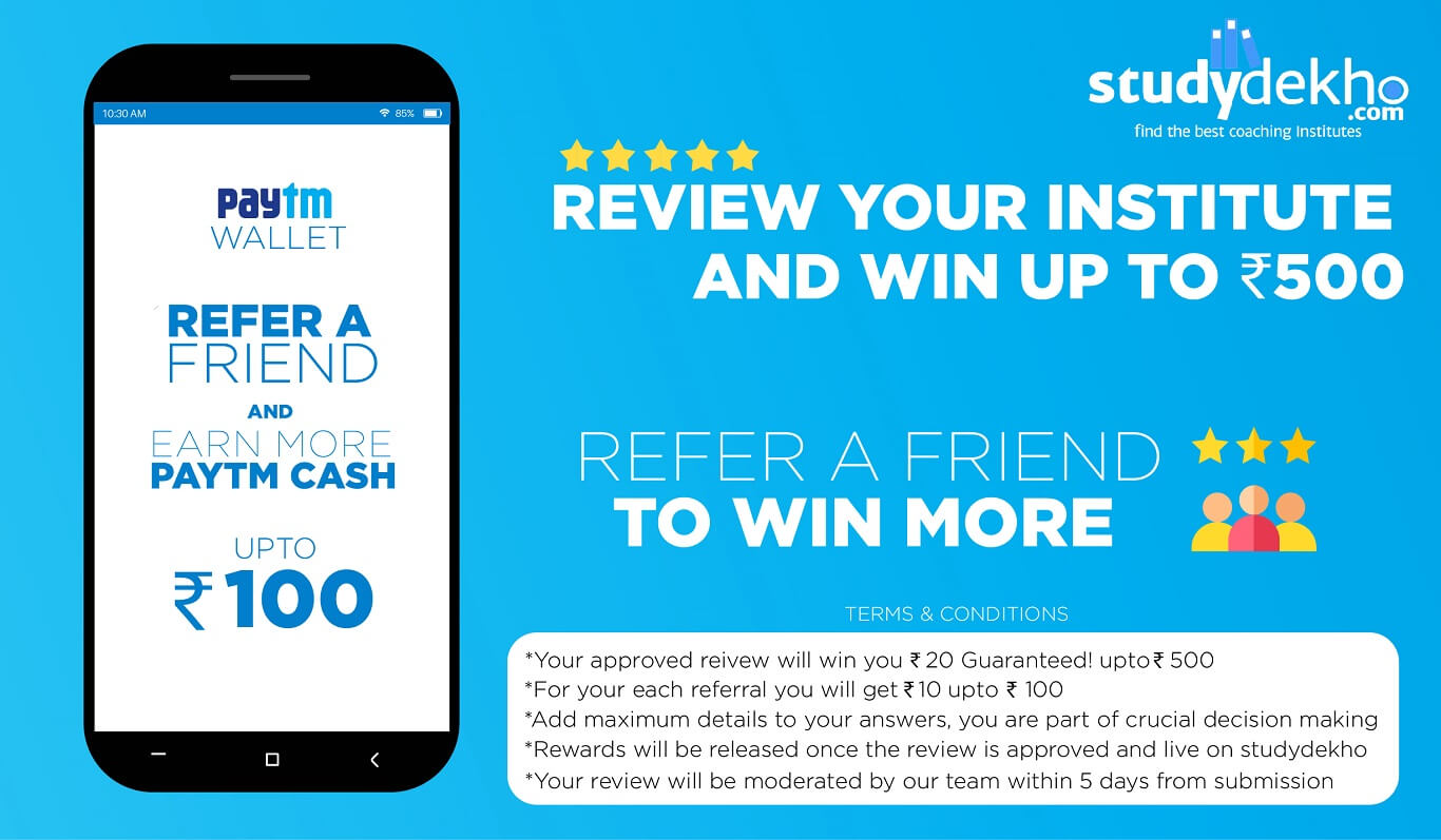 Review and Win Paytm Cash