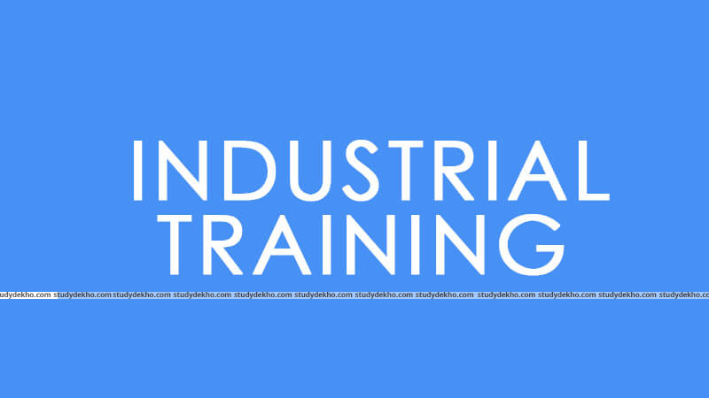 Industrial Training for Electronics and communication / Electrical  Engineering